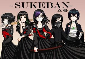 - Sukeban - by Lain-Luscious