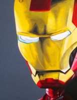 Iron Man by BoyWonder024