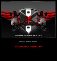 Heraldry of VSConcepts by VSConcepts