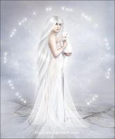 The white witch by Iryal