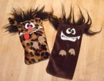 Loony mobile covers by Shoshannah84