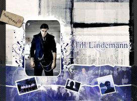 Till lindemann collage by Sabyo92