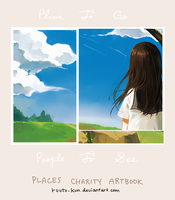 Places Artbook: Preview by ruuto-kun