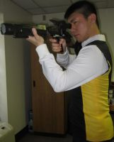 Black Waistcoat: Ode to an Assassin Phaser (3) by galaxy1701d