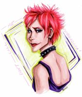 Wotcher, Tonks by Muirin007