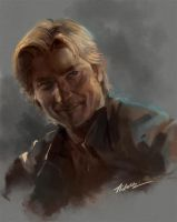 Jaime Lannister sketch by Lilaccu