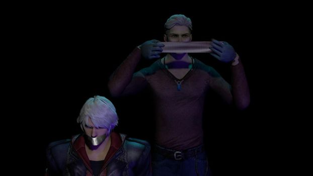 Commission: Nero and Vergil by Ming-GID