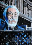 Christopher Lee as M. Labisse by ReginesArtwork