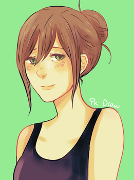 Mako-chan by Abstractmeow
