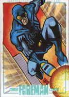 Blue Beetle PSC by Foreman by chris-foreman