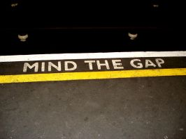 Mind the Gap by coitoz