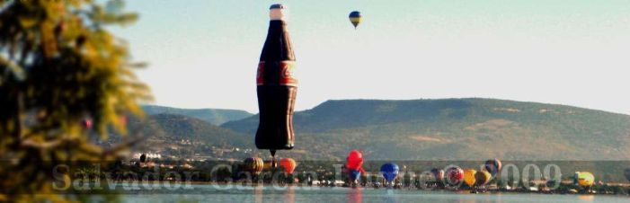 flying coke by salvagluque