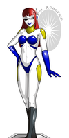 NukuNookee Gynoid Avatar by NukuNookee