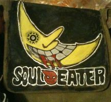 My craft: Soul eater bag by G-chan18