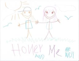 Honey and me by SMALL-TOWN-HEROES