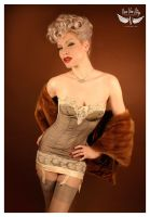 Jessica's in lace girdle by vivavanstory