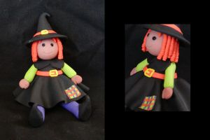 Halloween Witch by ayarel