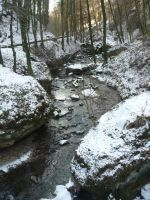 Nature-Places - Snow 07 by Stock-gallery