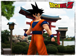 Goku by jagged66