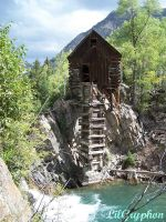 Crystal Mill II by lilgryphon23