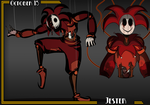 CDC2016 -Oct 15- Jester by LulzyRobot