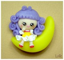 Fimo Creamy Mami by LolleBijoux
