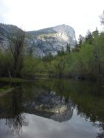 Yosemite landscape 9 - stock by Synaptica-stock