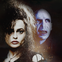 Bella and Voldy by zammechat