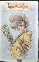 Gavroche by Ouraha-Vogel