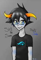 Still the Same Troll!John by SashaLuazaki