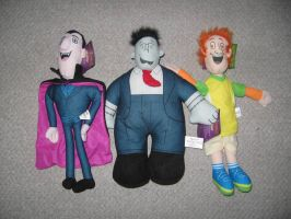 Hotel Transylvania Dolls by Gamekirby