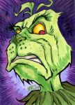 The Grinch by bphudson