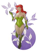 poison-ivy by tobyoto009