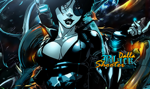 BLACK SHOOTER by L10-DALLA