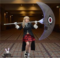 Maka, Witch Hunter!! by MouseyCosplay