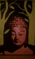 Urban Buddha by CalipsoX