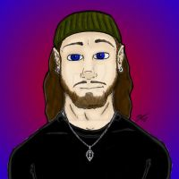 Me Coloured by DeathRattleSnake