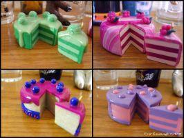 1 Tiered Cakes 9 - 12 by Noviel