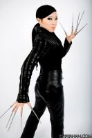 X Men 2 - Lady Deathstrike by yayacosplay