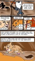 The Lion King IV - The Never-Ending Circle page 4! by Daniellee14