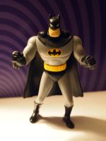 Retro Batman by Wretched--Stare