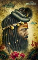'incredible india ' SADHU by prasadesign