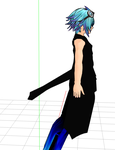 [MMD HELP] How I fix this? by Ayumichigolove