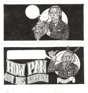 Pan Front and Back Cover