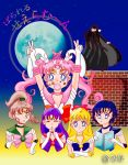 Parallel Sailor Moon Posterfnl by KinnoHitsuji