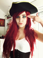 Miss Fortune - League of Legends by Dragunova-Cosplay