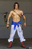 Prince of Persia Cosplay by Leon Chiro - Waiting by LeonChiroCosplayArt