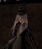 Undertaker Second Life Closeup by hippiewitch