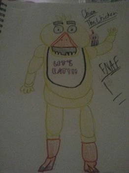 Chica by BonBontheFox