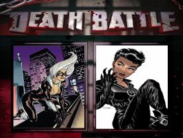 DEATH BATTLE Wishlist No.4 by IronBloodAika